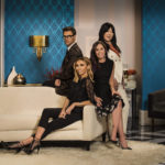 FASHION POLICE -- Pictured: Brad Goreski, Giuliana Rancic, Melissa Rivers, Margaret Cho -- (Photo by: Brandon Hickman/E! Entertainment)