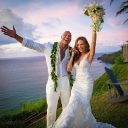 Dwayne Johnson Marries Partner