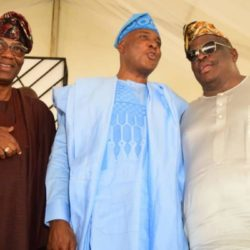 Saraki, Abiodun, Daniel, Amosun Others…
