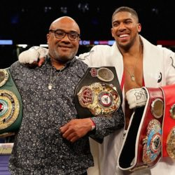 How Anthony Joshua's Father Influenced…