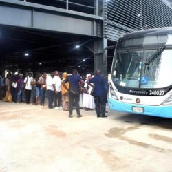 Lagos BRT Bus Fares Increases…